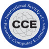 Certified Computer Examiner (CCE) from The International Society of Forensic Computer Examiners (ISFCE) in Tampa Florida